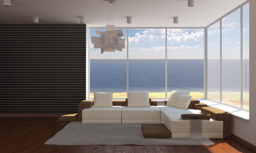 Das Sofa: Stilistischer Mittelpunkt der Einrichtung