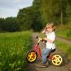 Spielwaren und Spielzeug: Das Laufrad liegt im Trend