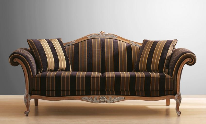 Gemütlich wohnen mit schönem Sofa