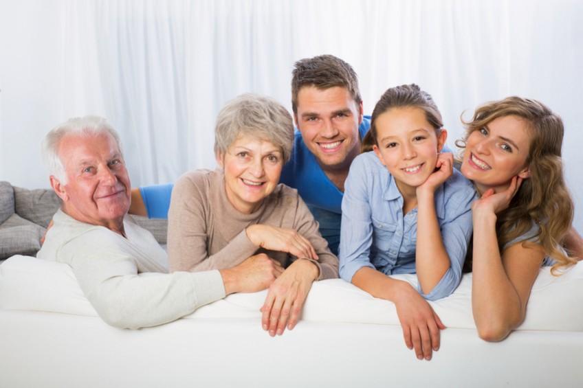Das passende Sofa für die ganze Familie