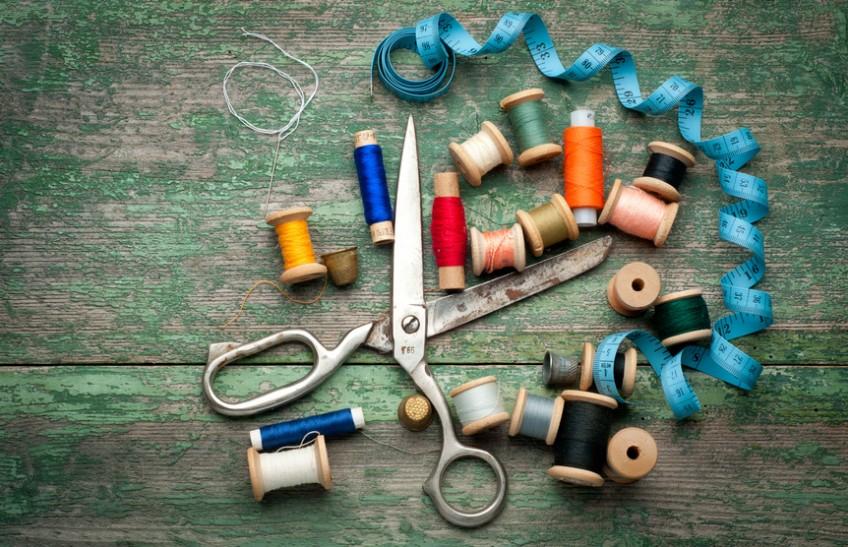 Sticken von Firmenlogos und mehr - sticken-nähen Goldkuss bietet besten Service rund ums Besticken von Textilien