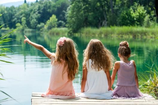 Spass für die Kleinen, Entspannung für die Grossen: das Kinderhotel Alpenrose