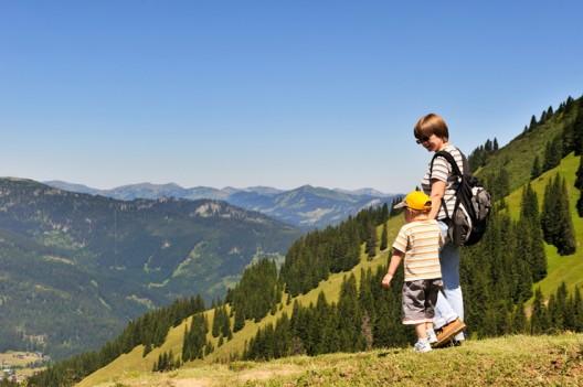 Unvergessliche Familienferien? – Im Kinderhotel Alpenrose in Tirol wird dieser Traum zur Realität