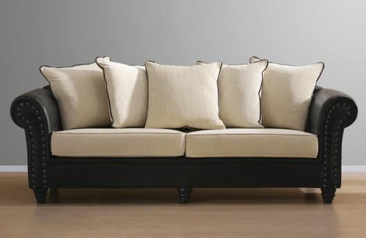 Schöner wohnen mit einem stilvollen Sofa