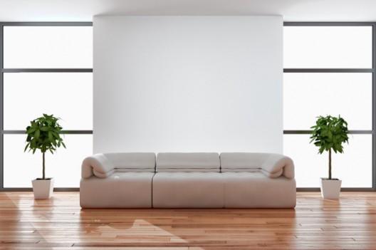 Polstermöbel: Klassik und Moderne, stilistisch kombiniert