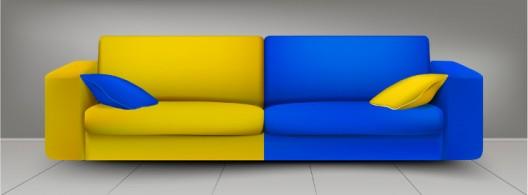 Die vielfältigen Varianten der Polstermöbel