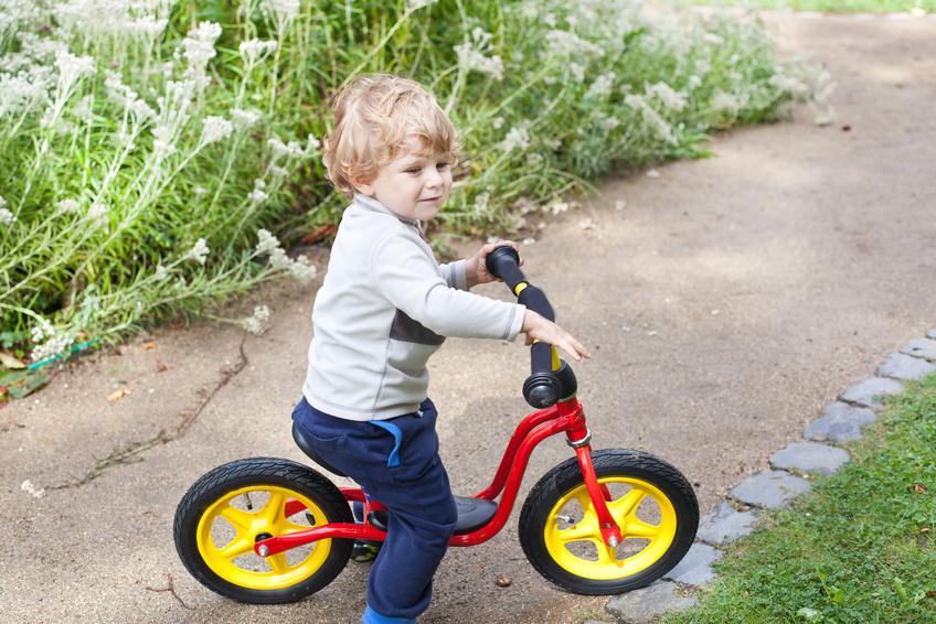 Spielzeug, Spielwaren, Laufrad: Spass mit Mehrwert für das Kind