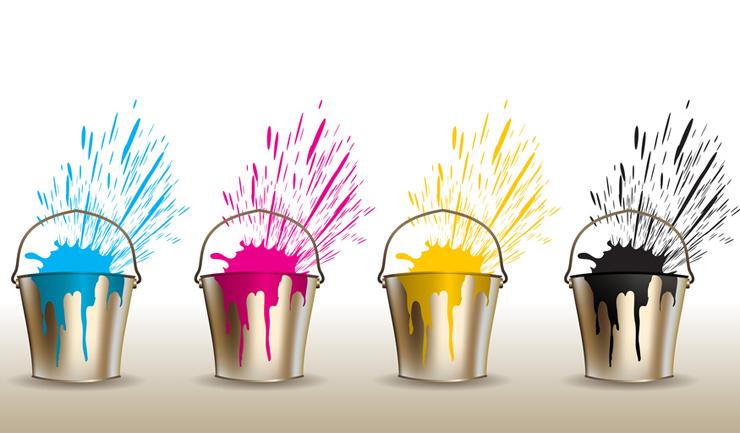 Druckerzeugnisse in bestechenden Farben - dank Digitaldruck. (Bild: © Davidus - fotolia.com.jpg