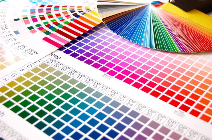 Digitaldruck in Fotoqualität überzeugt durch brillante Farben. (Bild: @ RIBMEDIA - fotolia.com)