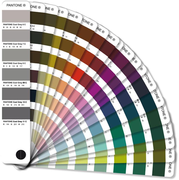 Brillante Farben drucken - mit modernem Digitaldruck kein Problem. (@ sirkanass- fotolia.com)