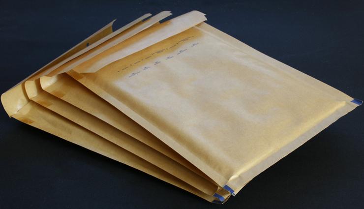Für das Kuvertieren kommen z. B. Luftpolsterkuverts infrage. (Bild: @ Ideenkoch - fotolia.com)