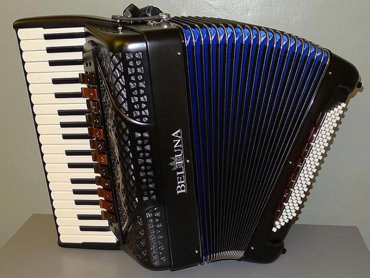 Ein Akkordeon von BELTUNA garantiert pures Musiziervergnügen. (Bild: beltuna.ch)