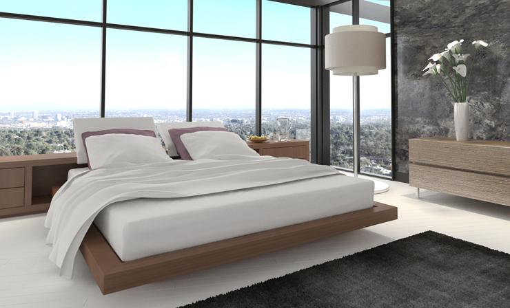 Für gesunden Schlaf ist das richtige Bett entscheidend. (Symbolbild: © PlusONE - shutterstock.com)