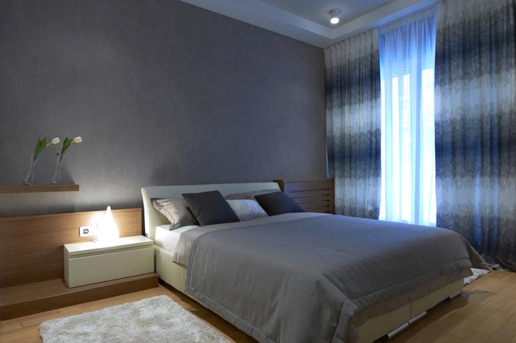 Im passenden Bett schläft es sich wohlig und gut. (Bild: © Marko Poplasen - shutterstock.com)