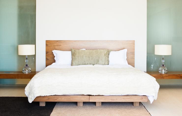Das richtige Bett garantiert einen gesunden Schlaf. (Bild: © Nicolesa - shutterstock.com)