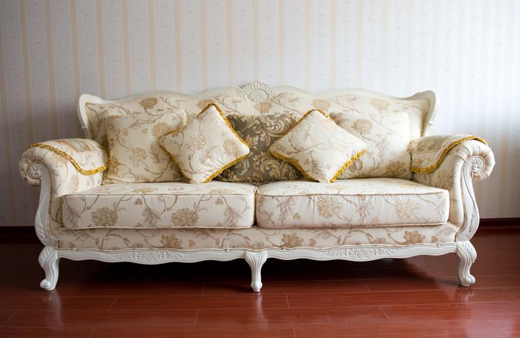Ein passendes Sofa gibt es für jeden Geschmack. (Symbolbild: © hxdbzxy - shutterstock.com)