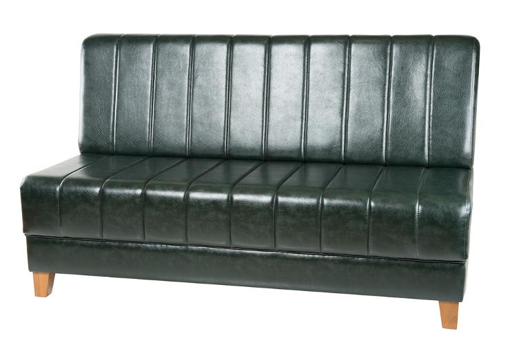 Für fast jeden Raum geeignet: das Ledersofa. (Bild: © Chukcha - shutterstock.com)